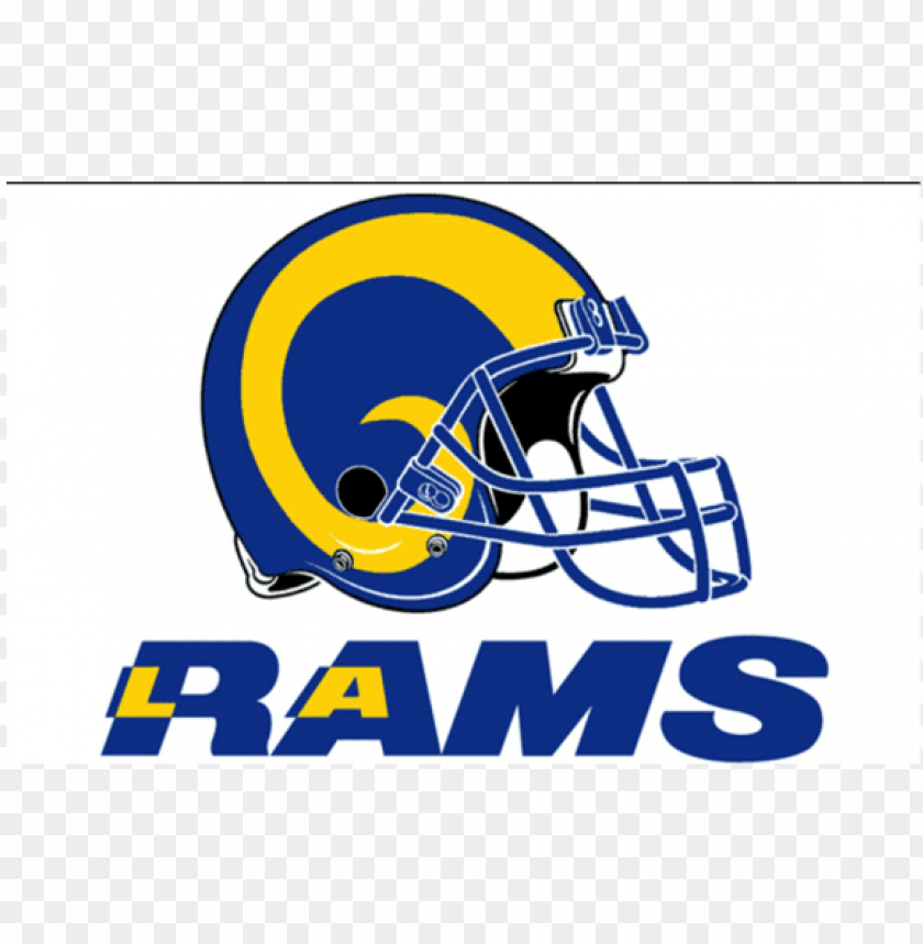 We Are Proud To Be Old School La Rams Logos Png Image With Transparent Background Toppng