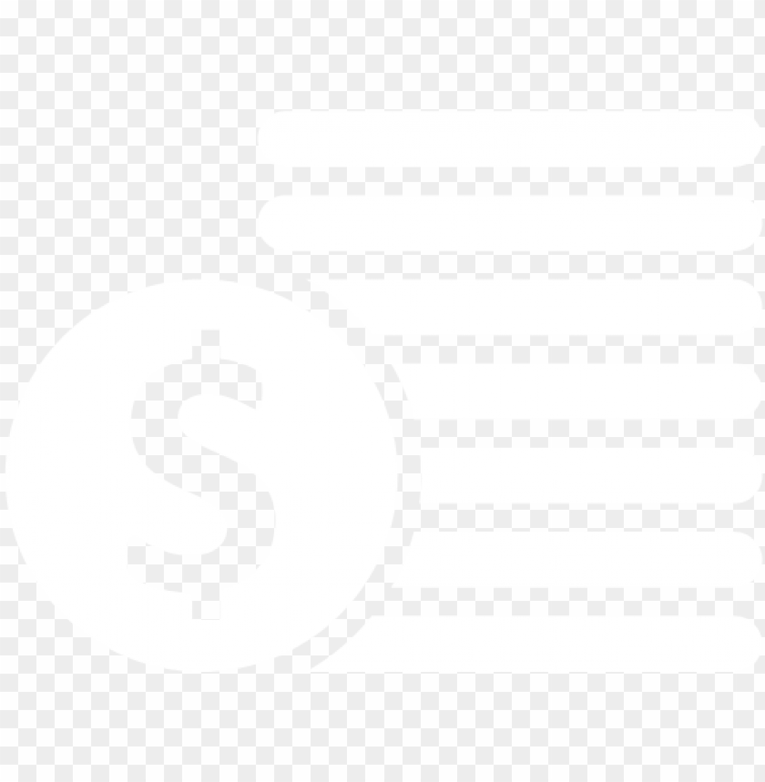 free PNG we deliver guarantee - finance icon white PNG image with transparent background PNG images transparent