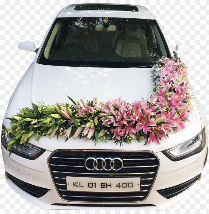 free PNG we provide all types of car decorations according to - wedding car decoration PNG image with transparent background PNG images transparent