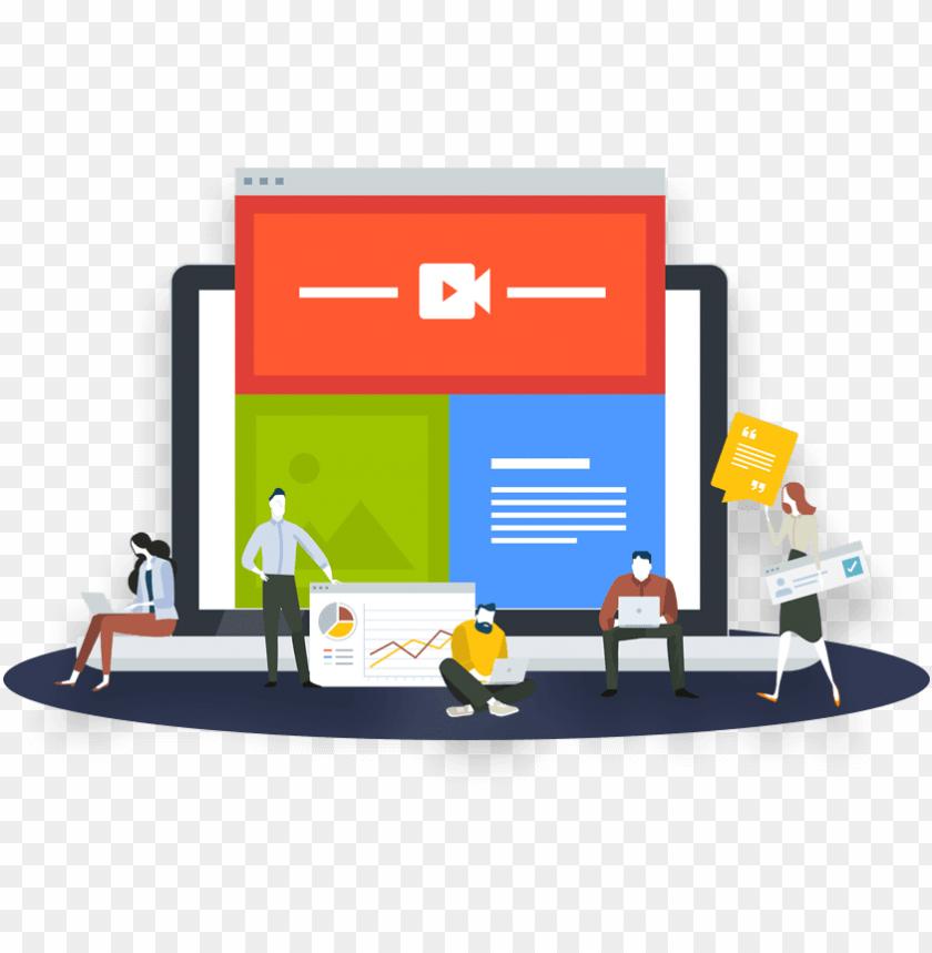 free PNG web design services - website design services vector PNG image with transparent background PNG images transparent