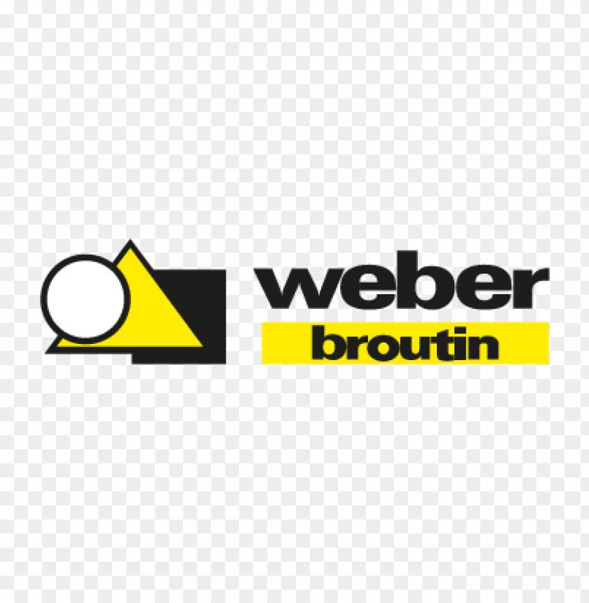 Weber Broutin Vector Logo Free Toppng