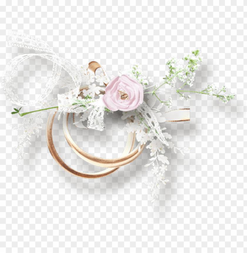 Wedding Elements Wedding Flowers Transparent Background