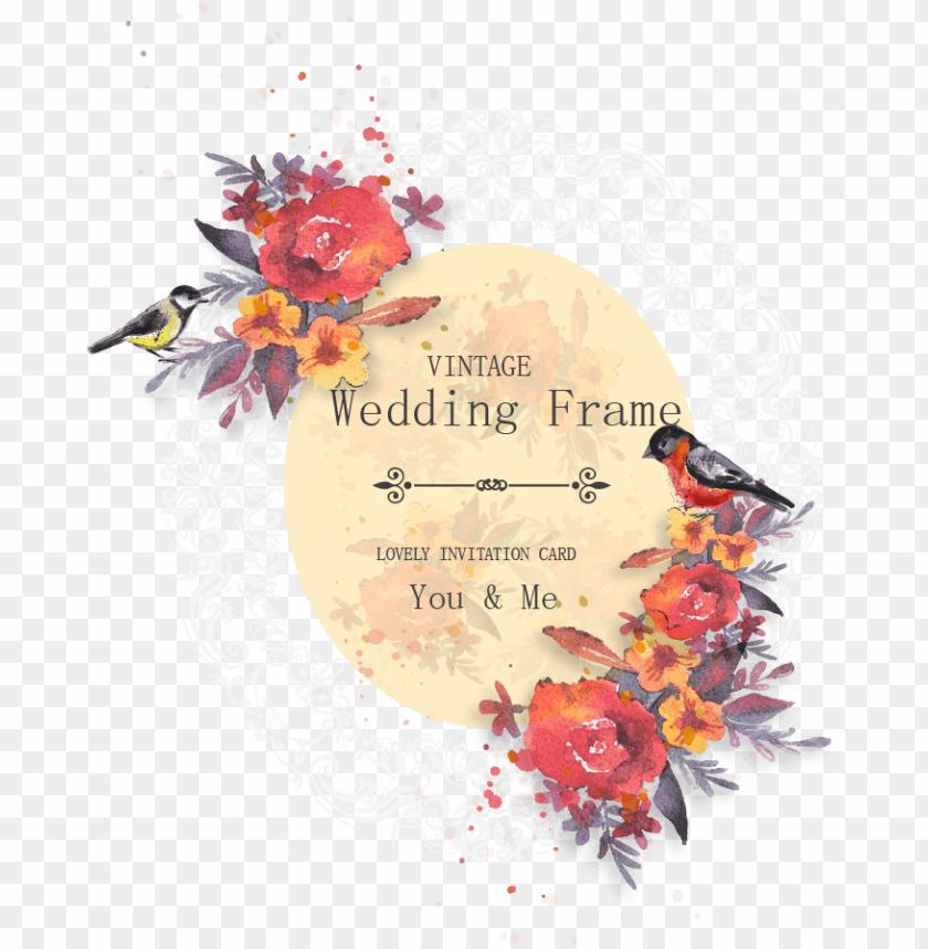 wedding invitation card vintage png image with transparent background toppng wedding invitation card vintage png