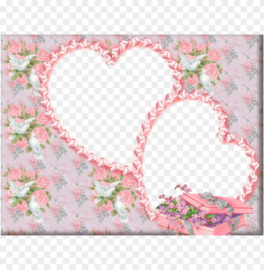 free PNG wedding photo frame psd free PNG image with transparent background PNG images transparent