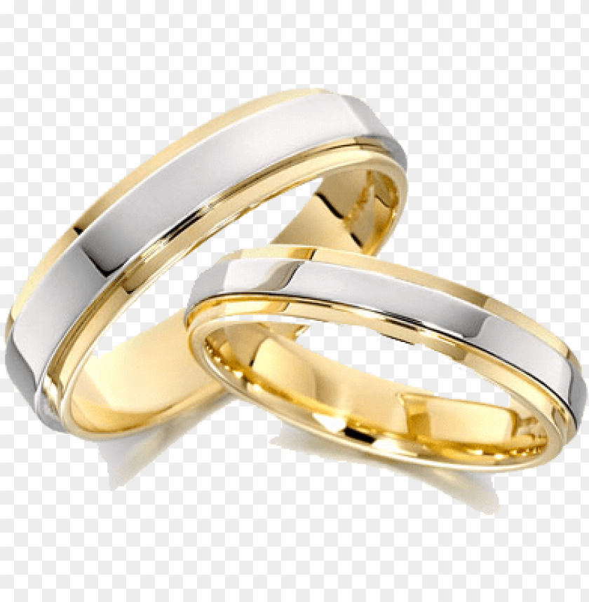 Wedding Ring Transparent Background Wedding Band Gold And