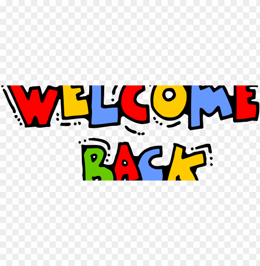 free PNG welcome back to after school clipart , png download - welcome back to after school PNG image with transparent background PNG images transparent