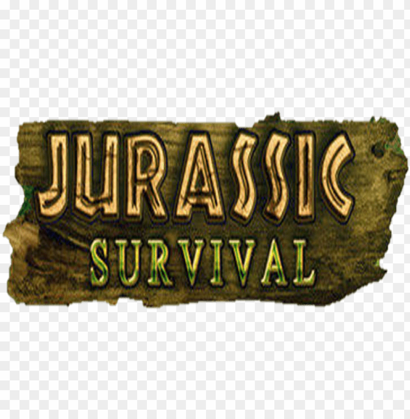 free PNG welcome to jurassic survival hack - jurassic survival logo PNG image with transparent background PNG images transparent