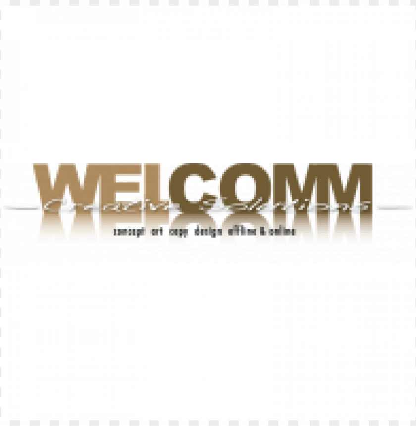 free PNG welcomm creative solutions vector free download PNG images transparent