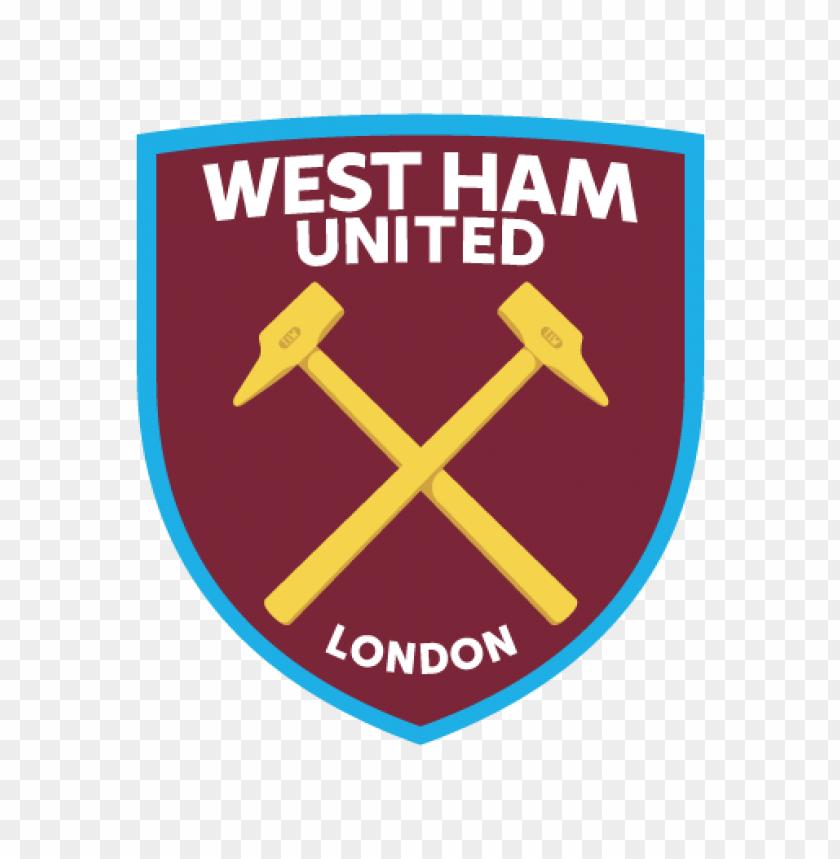 free PNG west ham united fc logo vector PNG images transparent