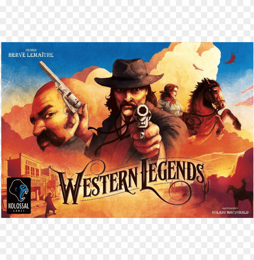 free PNG western legends - western legends board game PNG image with transparent background PNG images transparent