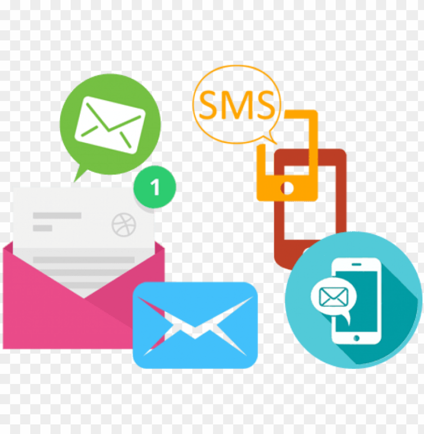 free PNG what are sms and email campaigns - email and sms campai PNG image with transparent background PNG images transparent