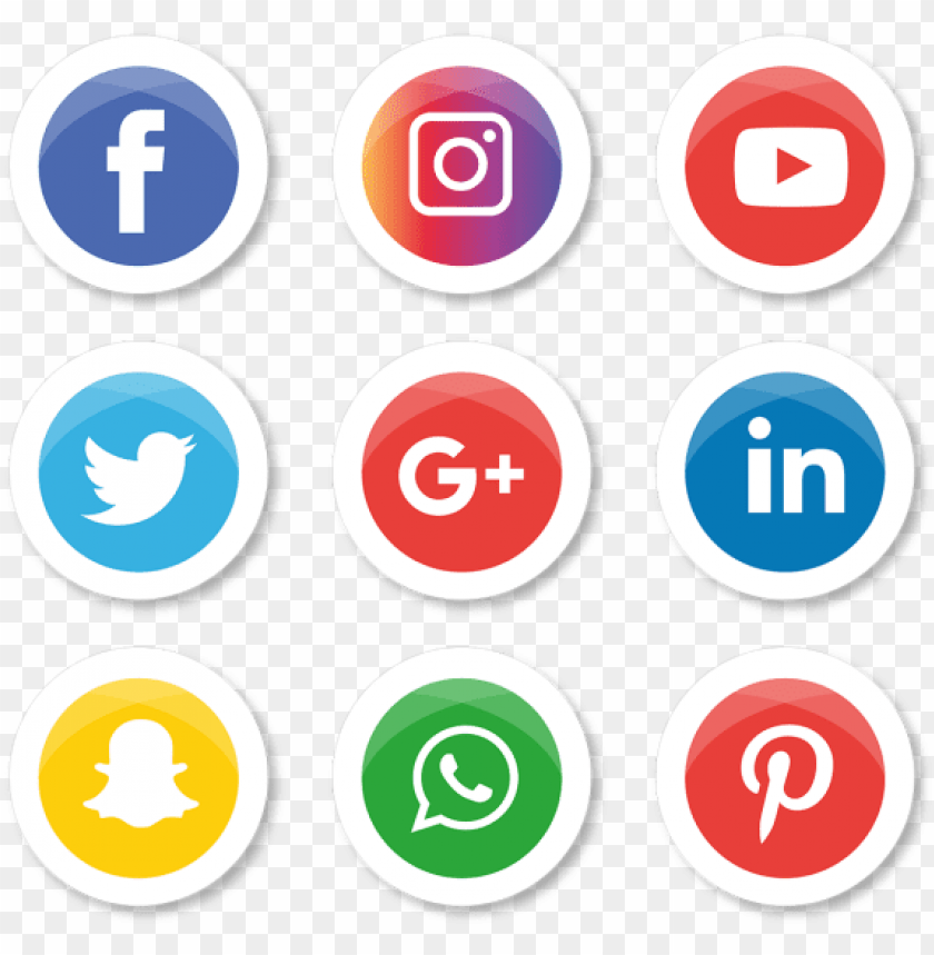 free PNG whatsapp facebook instagram logo PNG image with transparent background PNG images transparent