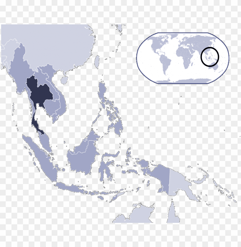 where is thailand located - central asia after 2014 [book] PNG image with transparent background@toppng.com