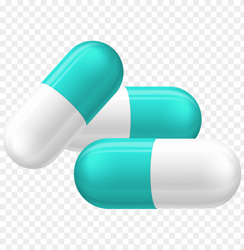 free PNG Download white and blue pill capsules clipart png photo   PNG images transparent