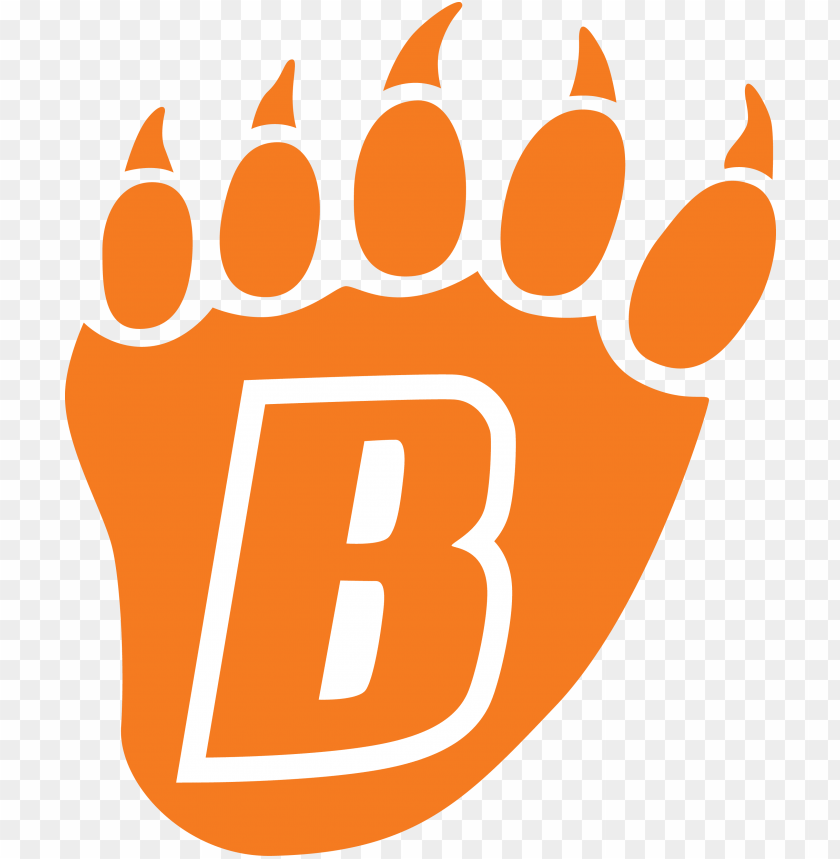 free PNG white bear lake area high school paw print - white bear lake high school PNG image with transparent background PNG images transparent
