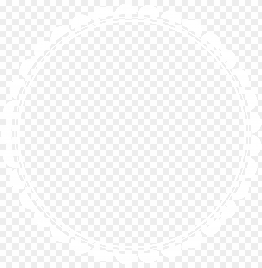 free PNG white border - white circle border PNG image with transparent background PNG images transparent