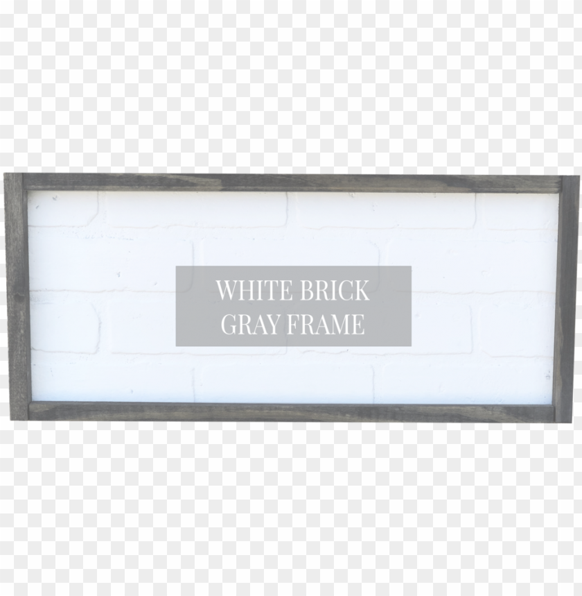 free PNG white brick gray frame1 - boeing 767 PNG image with transparent background PNG images transparent