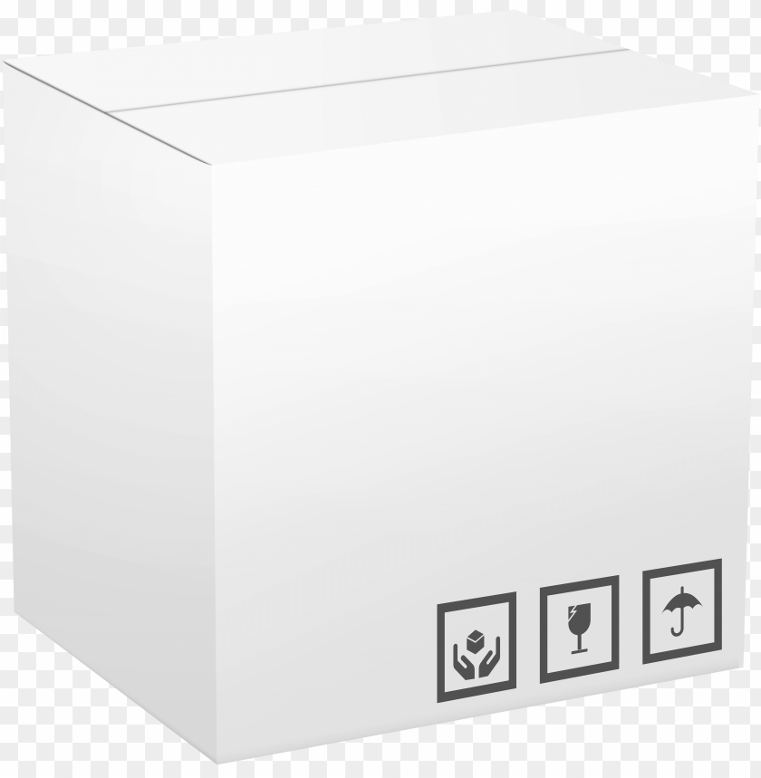 free PNG Download white cardboard box clipart png photo   PNG images transparent
