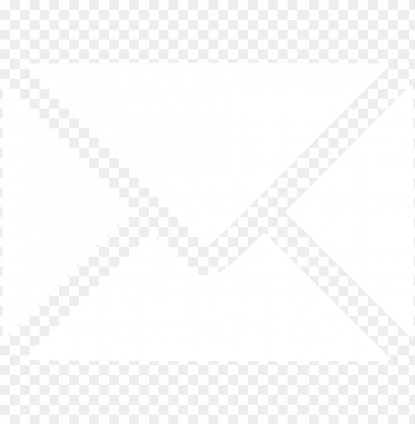 white envelope icon  - envelope icon white png - Free PNG Images@toppng.com