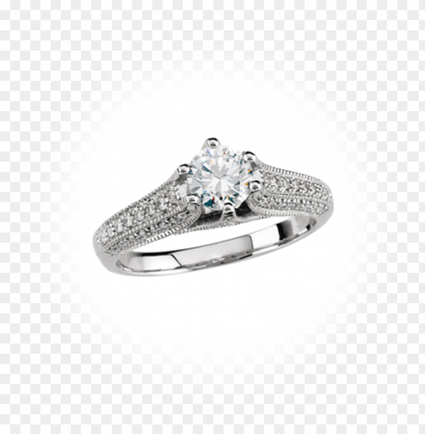 free PNG white gold engagement ring at adore jewelry diamond - engagement ri PNG image with transparent background PNG images transparent