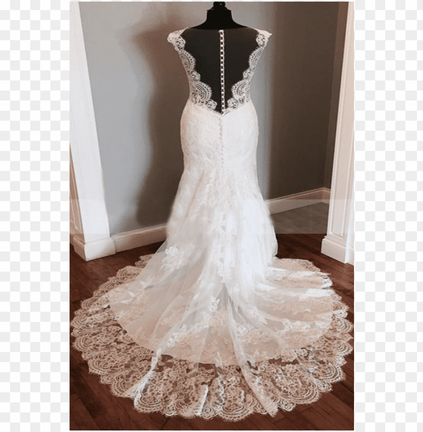 free PNG white lace wedding dresses, wedding dresses cheap, - wedding dress PNG image with transparent background PNG images transparent