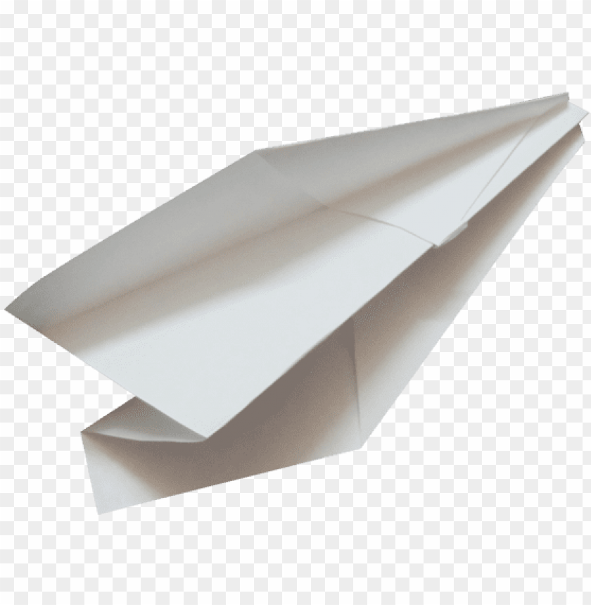 free PNG white paper plane png image - real paper plane PNG image with transparent background PNG images transparent