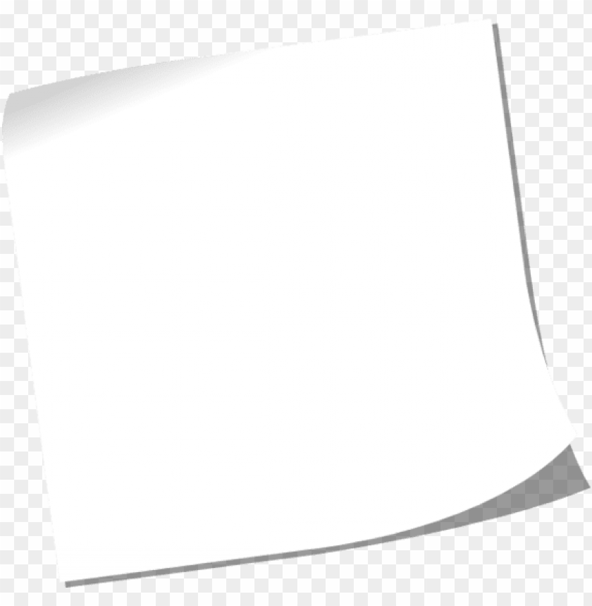free PNG white post it note png - white post it note PNG image with transparent background PNG images transparent