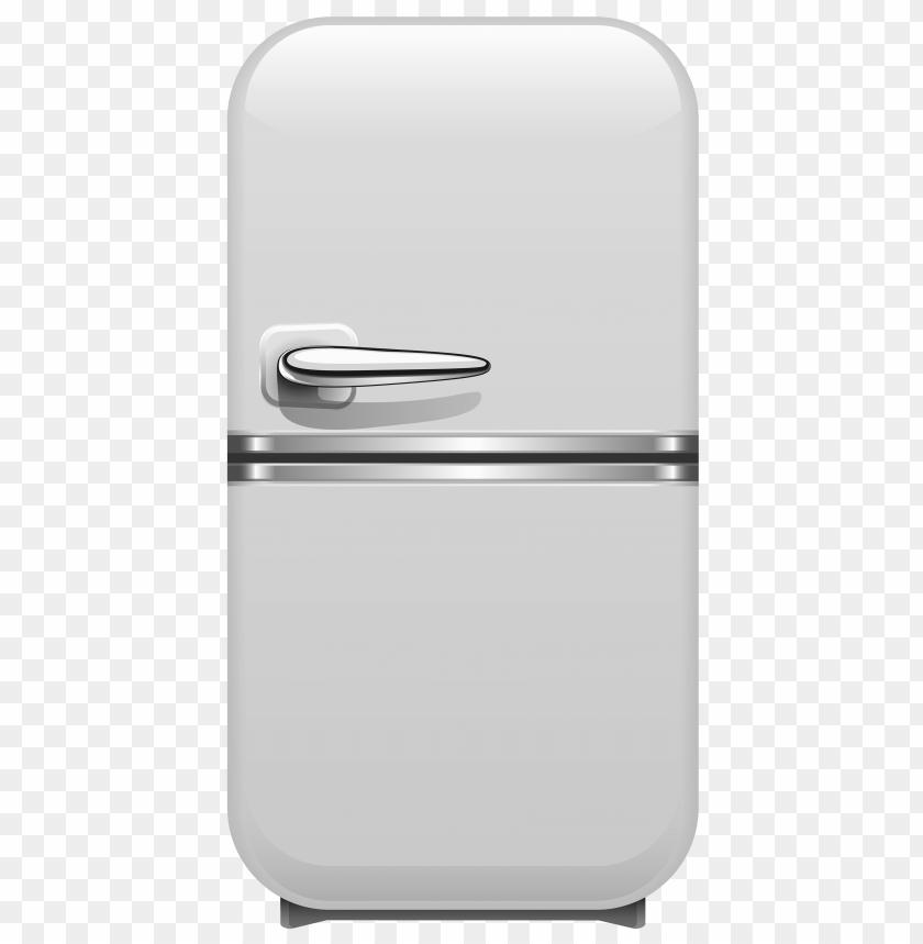 free PNG Download white retro fridge clipart png photo   PNG images transparent