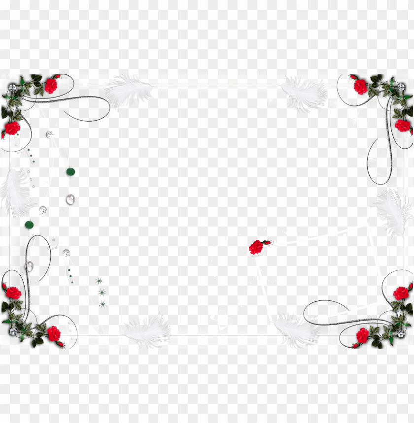 free PNG white romantic png frame background best stock photos PNG images transparent