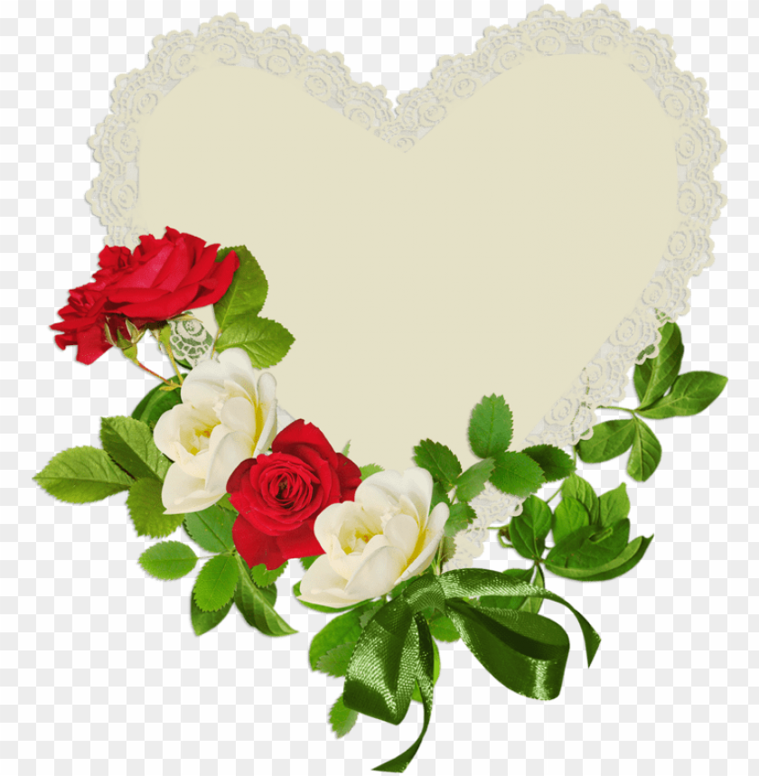 White Rose Clipart Heart Love Rose Flower Images Free Download Png Image With Transparent Background Toppng