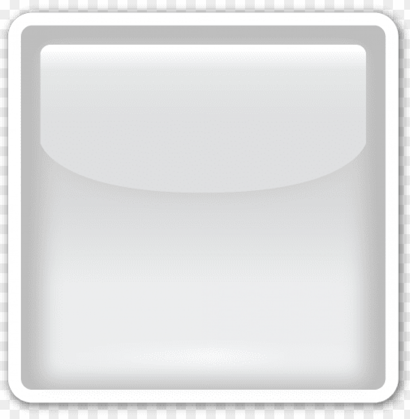 free PNG white square button - white square button PNG image with transparent background PNG images transparent