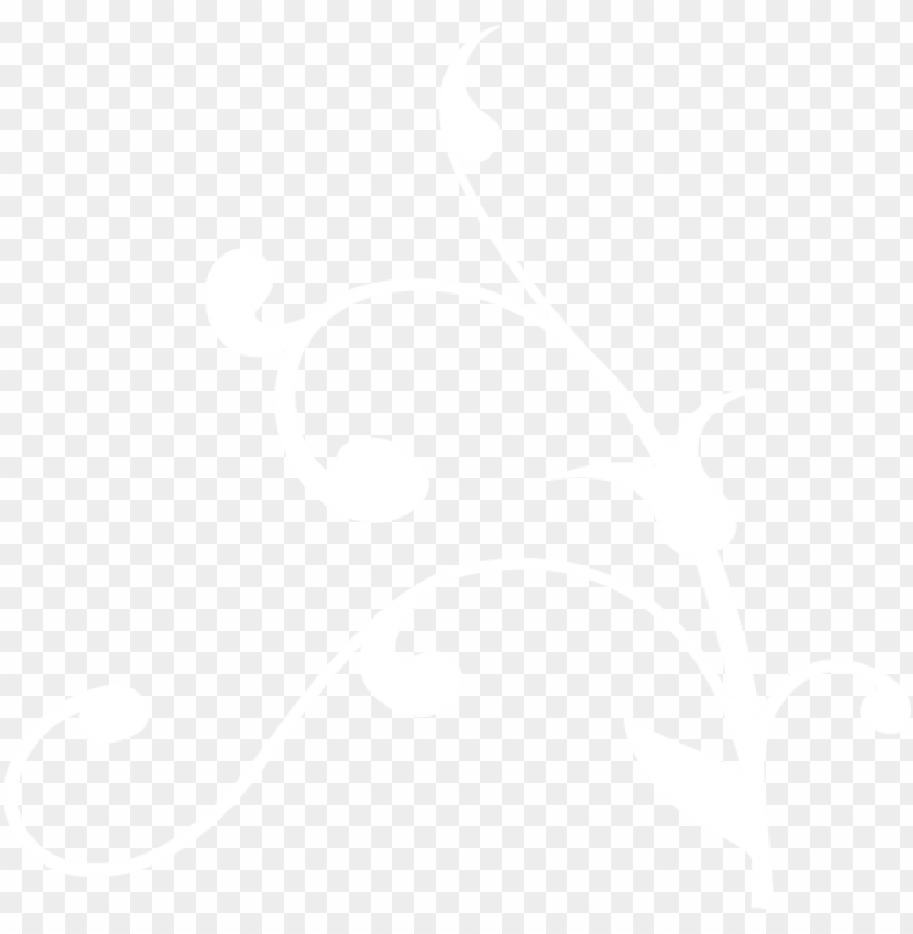 free PNG white swirl png clipart black and white stock - white swirl PNG image with transparent background PNG images transparent