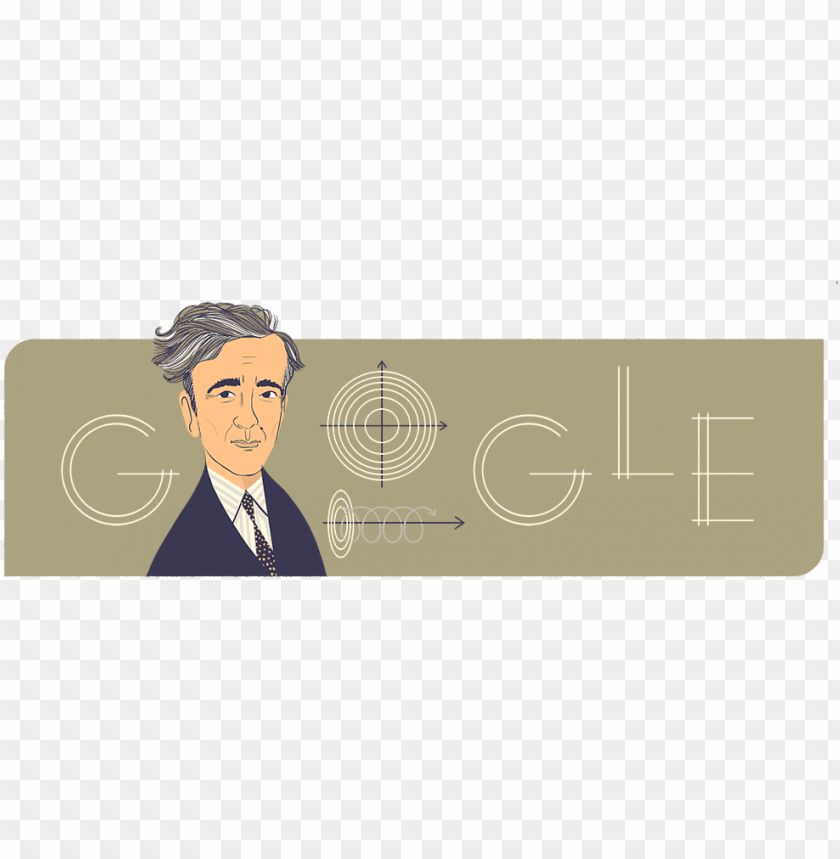 free PNG why a google doodle is marking the physicist on his - lev landau google PNG image with transparent background PNG images transparent