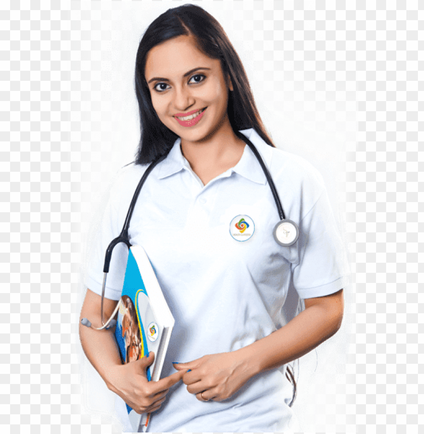 Why Choose Ihna Indian Nursing Student Png Image With Transparent Background Toppng