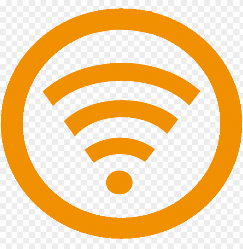free PNG Download wifi icon yellow clipart png photo   PNG images transparent