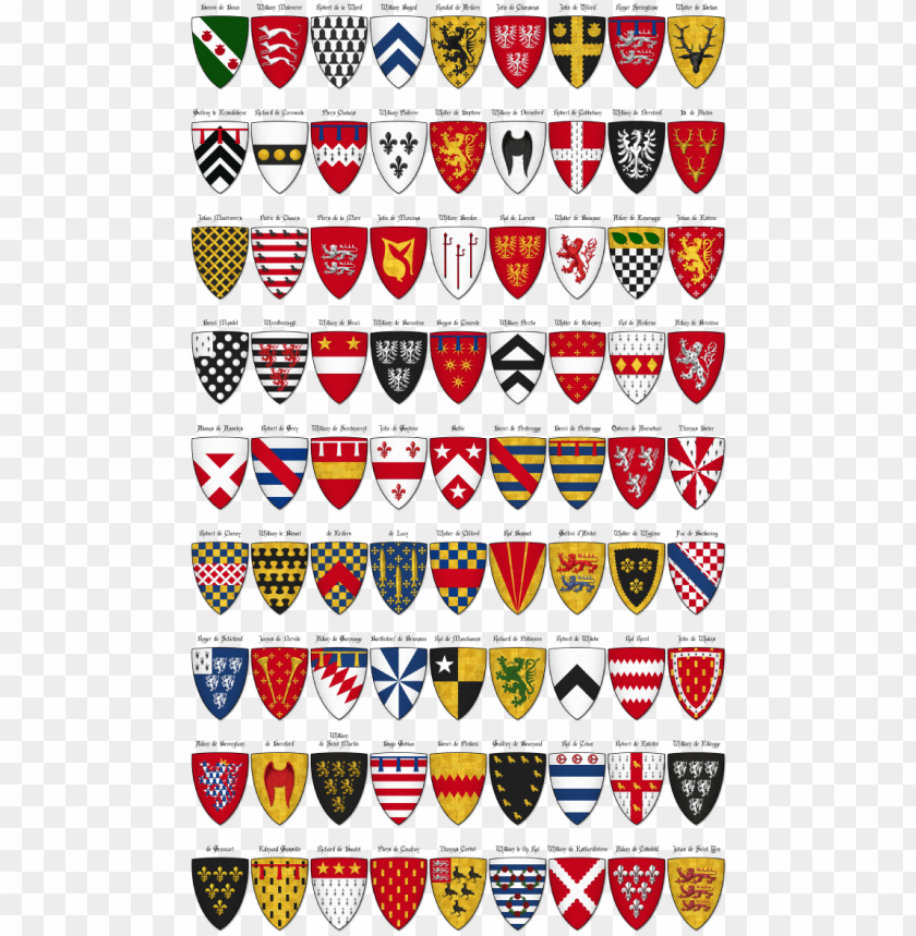 free PNG wikimedia commons english coat of arms, medieval banner, - heraldry medieval PNG image with transparent background PNG images transparent