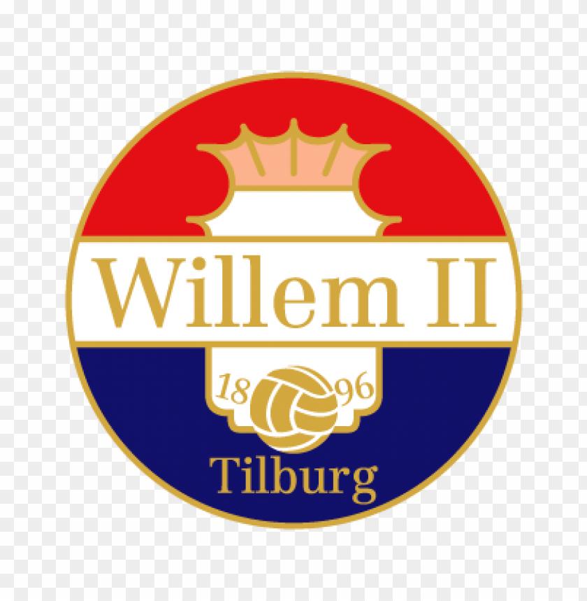 free PNG willem ii tilburg vector logo PNG images transparent