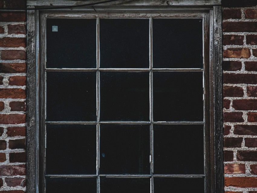 free PNG window, window frame, wall, brick, building background PNG images transparent