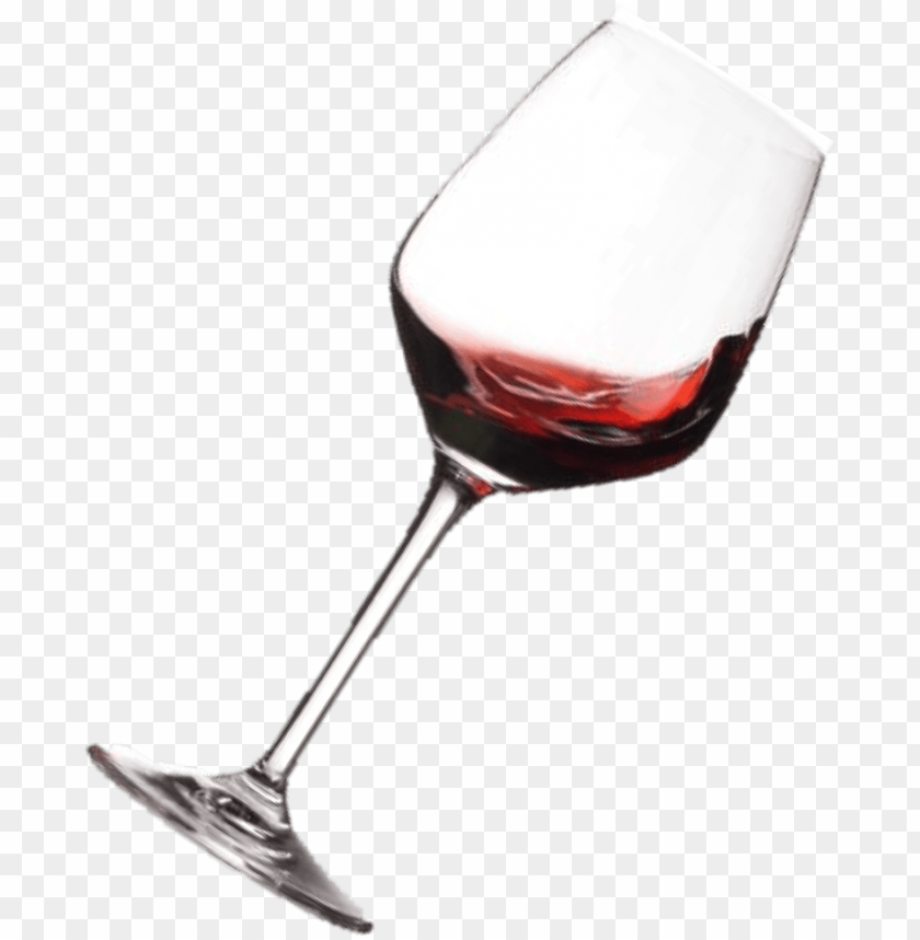 free PNG wine glass png pic - wine glass spilling PNG image with transparent background PNG images transparent