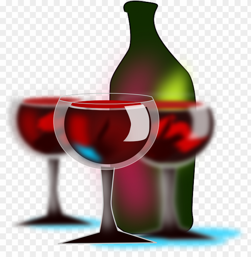 free PNG wine glasses, wine, bottle, drink, party, red wine - botella de vino png transparente PNG image with transparent background PNG images transparent