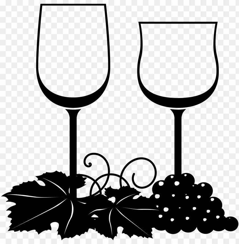 free PNG wine transparent - wine glasses clipart free PNG image with transparent background PNG images transparent