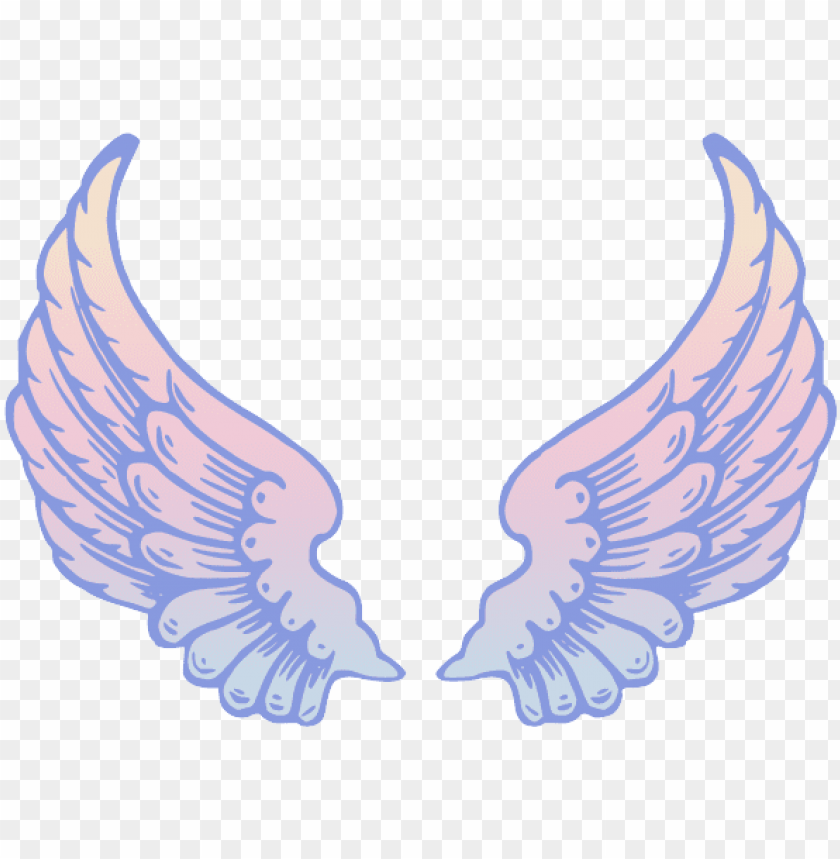 free PNG wings clipart x carwad - angel wings cartoons transparent PNG image with transparent background PNG images transparent