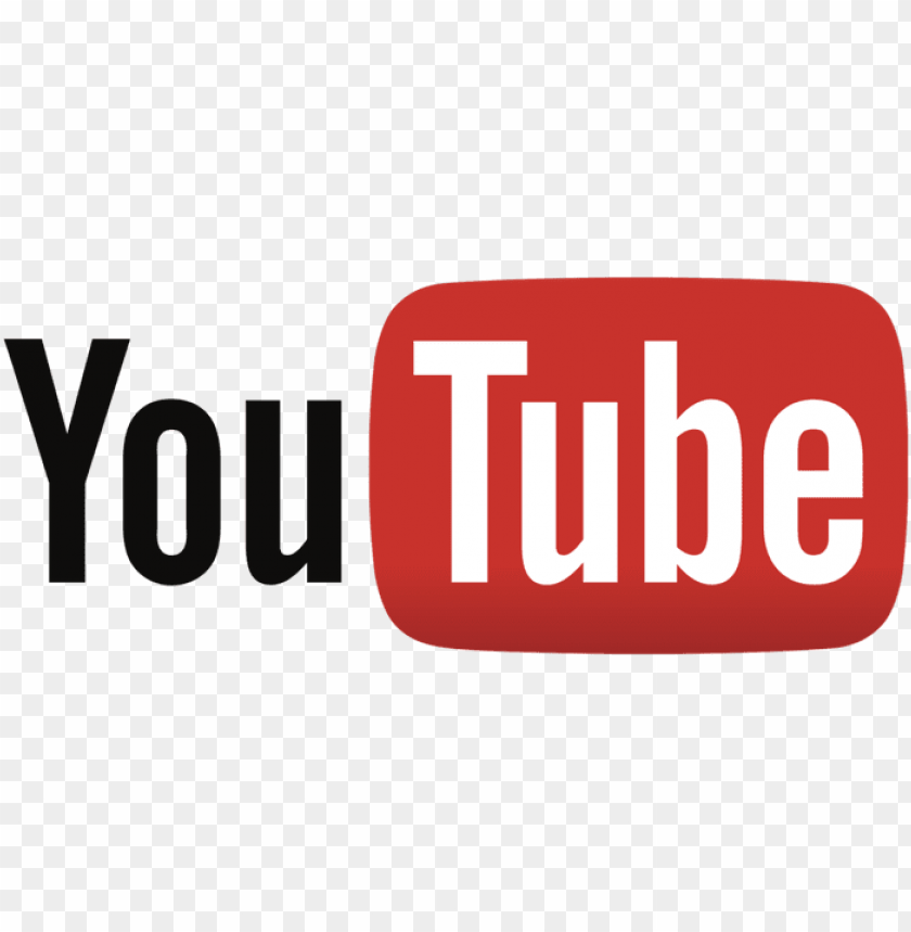 free PNG with the rise of youtube has come the rise of youtuber's - youtube logo PNG image with transparent background PNG images transparent