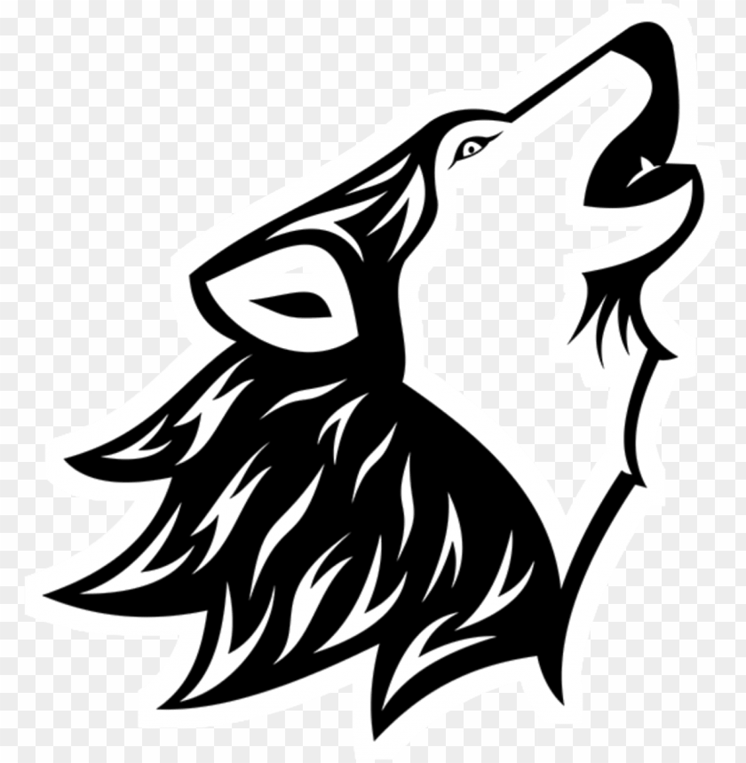 free PNG wolf head png image - wolf head vector PNG image with transparent background PNG images transparent