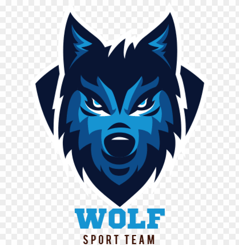 free PNG wolf logo png, serigala logo png - wolf sports team logo PNG image with transparent background PNG images transparent