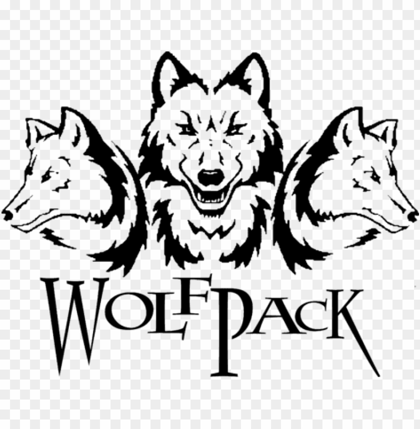 Wolf Pack Png Image Wolf Pack Transparent Background Png Image With Transparent Background Toppng