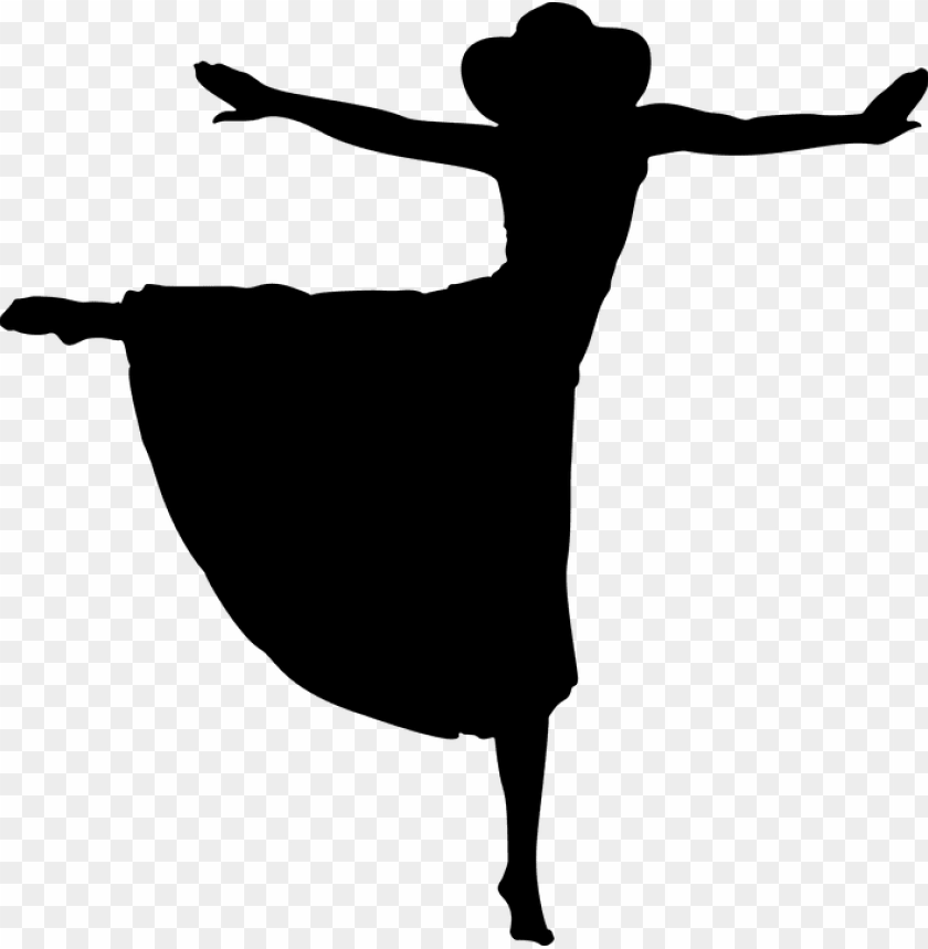 free PNG woman, female, girl, human, people, person, dancing - dancing woman silhouette PNG image with transparent background PNG images transparent