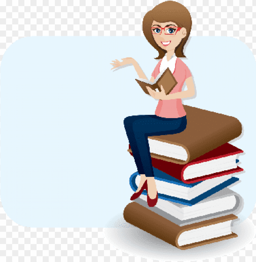 free PNG women reading books cartoon PNG image with transparent background PNG images transparent