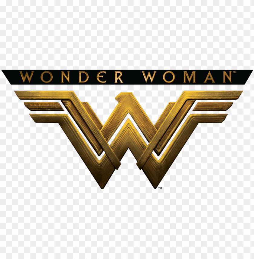 free PNG wonder woman - filter - wonder woman logo 2017 PNG image with transparent background PNG images transparent