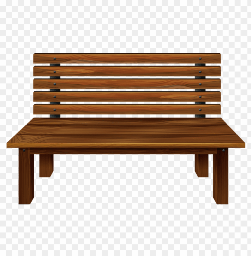 free PNG Download wooden bench clipart png photo   PNG images transparent